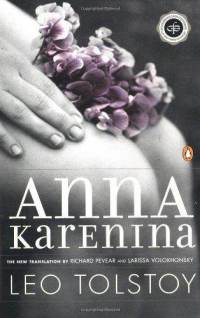 anna karenina leo tolstoy paperback cover art 6 Books Im Reading this Year    and why